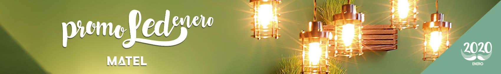 Oferta especial LED enero