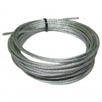CABLE ACERO PERSIANAS 6 m. x 2 mm.