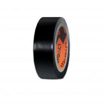 CINTA AISLANTE PVC 20x25 COMPACT NEGRA