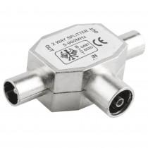 CONECTOR ONLEX METALICO FORMA T 1M-2H