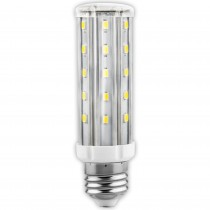 BOMB.LED TUBULAR E27 10w.FRIA