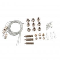 KIT COLGAR PANEL LED 300X1200 & 600X1200