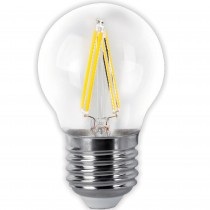 BOMB.LED FILAMENT.ESFER.CLARA E27 4w.FR