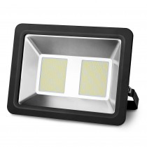 PROYECTOR LED NEGRO 200w.FRIA.