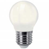 BOMB.LED FILAMENT.ESFER.OPAL E27 4w.CA