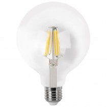 BOMB.LED FILAMENT.GLOBO  G95 CLA.E27 4wC