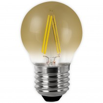 BOMB.LED FILAMENT.ESFER.VINTAGE E27 4w.