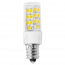 BOMB.LED TUBULAR E14 5w. 360º CALIDA