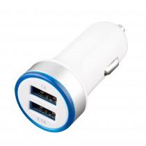 CARGADOR ONLEX COCHE DOBLE  USB 2.1A