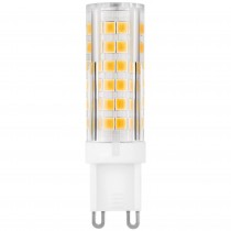 BOMB.LED G9 230v.  6w. 360º CALIDA