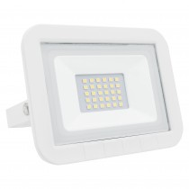 PROYECTOR LED PLANO BLANCO   20w.FRIA