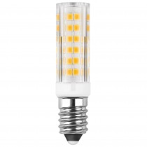 BOMB.LED E14 230v.  6w. 360º CALIDA