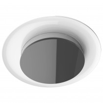 APLIQUE LED REDON.IP65 INT.EXT.10W.CAL.