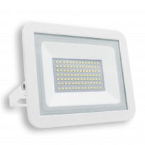 PROYECTOR LED PLANO BLANCO   50w.FRIA