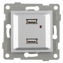 S-EMPOT.ONLEX TITANIO DOBLE USB