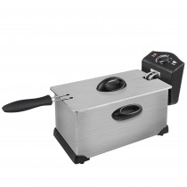 FREIDORA INOX KUKEN 2000w 3.0 L