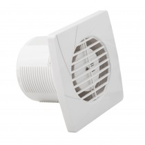 EXTRACTOR AIRE BLANCO 15W 100MM KUKEN
