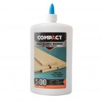 COLA BLANCA MADERA COMPACT  500gr
