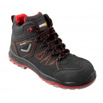BOTA SEG. WORKFIT OUTDOOR ROJO S3 45