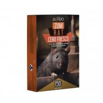 RATICIDA CEBO FRESCO MONODOSIS 10X15GR.