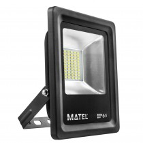 PROYECTOR LED NEGRO  30w.FRIA