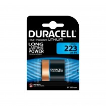 PILA DURACELL LITIO HIGH POWER 223