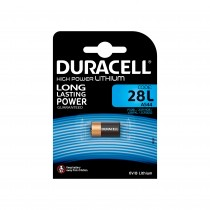 PILA DURACELL LITIO HIGH POWER 28L