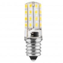BOMB.LED SILICONA TUB.E14 3w.230v.FRIA