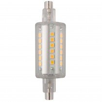 BOMB.LED LINEAL 360º  24x 78mm. 6w. FRIA