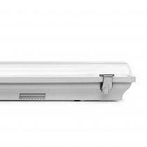 PANTALLA LED IP65 P/2TUBOS LED  9w. 60cm