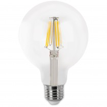 BOMB.LED FILAMENT.GLOBO  G80 CLA.E27 8wC