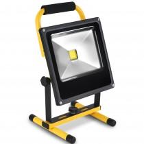 PROYECTOR LED RECARG. 10w.L/F 3000mAH