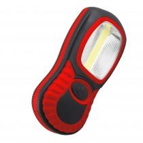 PORTATIL LED COB  MINI 3w + 3LED EXP.12