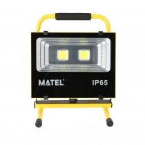 PROYECTOR LED RECARGABLE 100W L/F 8800mAH