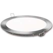 DOWNLIGHT LED CORTE 185mm.GRIS 18w.NEU