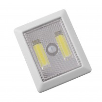 LUMINARIA LED COB SENSOR 4w EXP.6