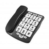 TELEFONO SOBREMESA TECLAS GRANDES KUKEN