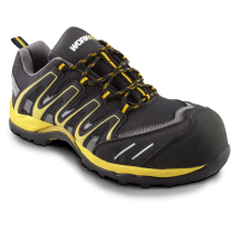 ZAPATO SEG. WORKFIT TRAIL AMARILLO N.37