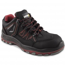 ZAPATO SEG. WORKFIT OUTDOOR ROJO S3 45