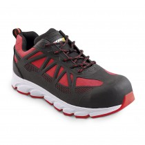ZAPATO SEG. WORKFIT ARROW ROJO N.43