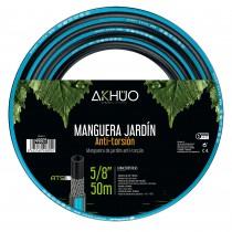 MANGUERA JARDÍN ATS/ ANTITORSIÓN. 5/8 50M