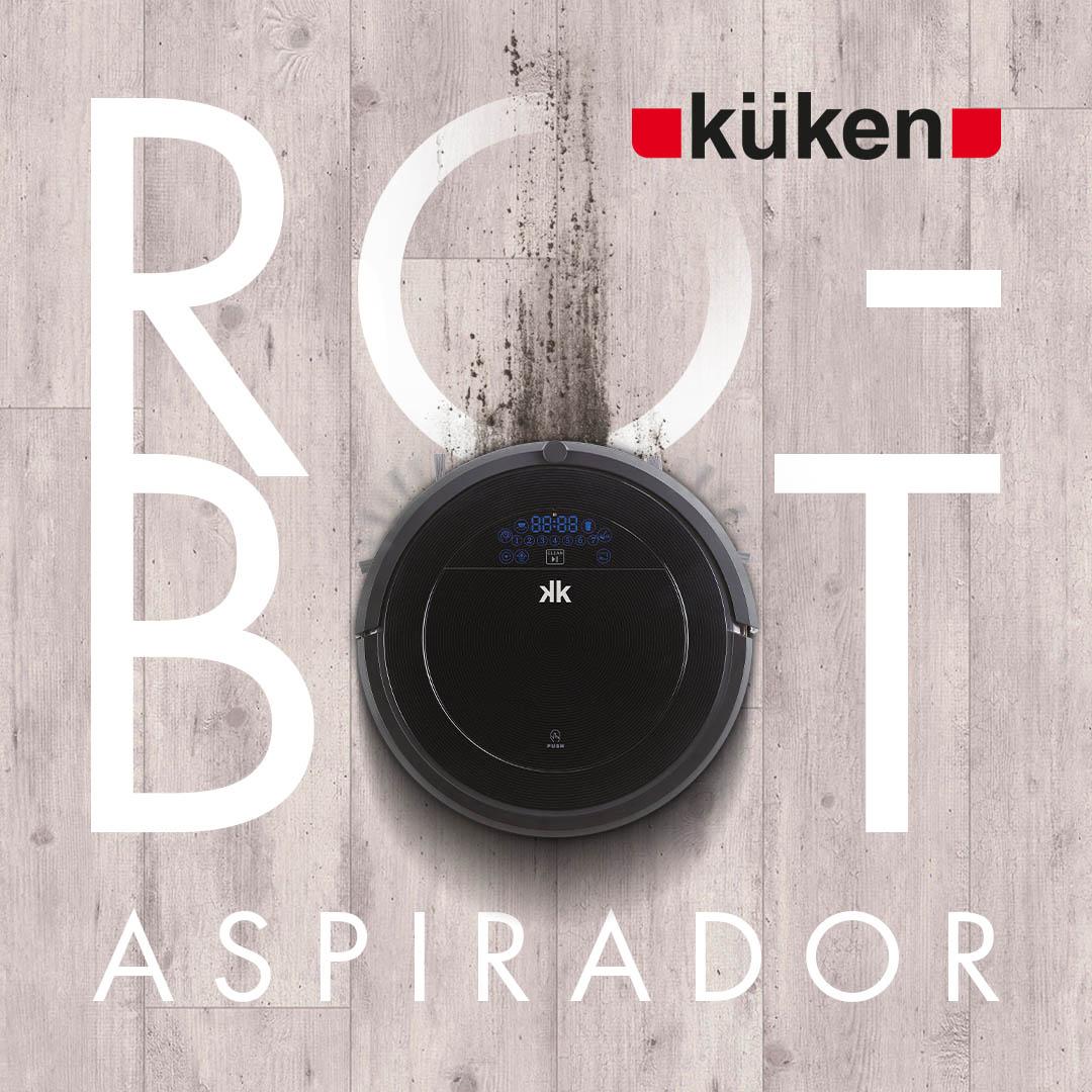 Robot aspirador küken
