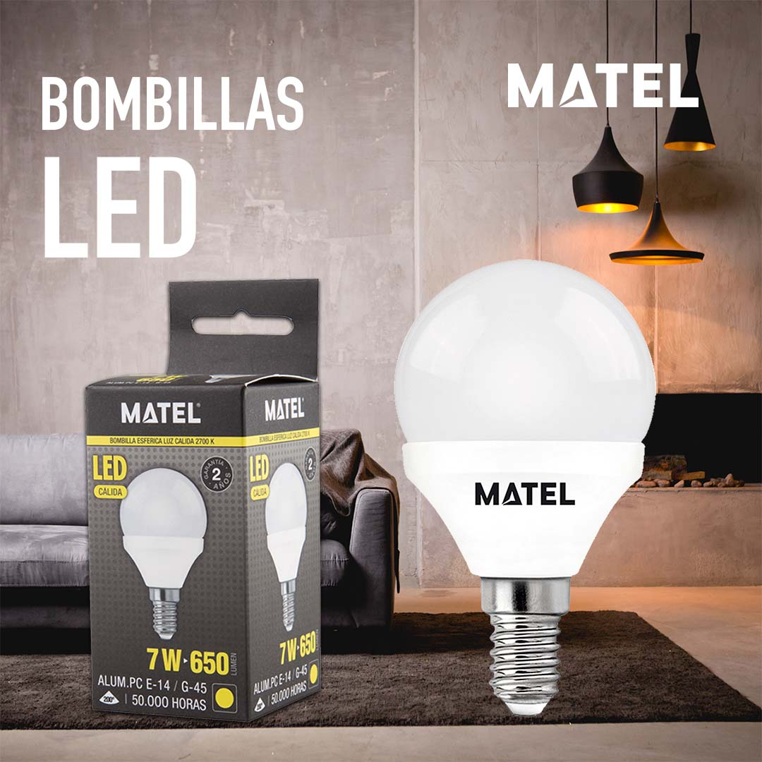 Iluminación MATEL